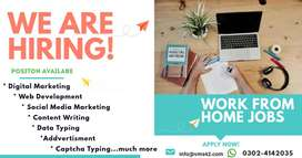 Simple Typing Jobs  Data Entry Jobs  Face