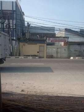 Tanah di Jl Teluk Gong Penjaringan Siap Sewa