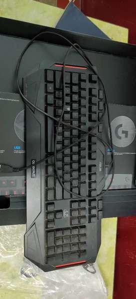 Gaming keyboard is for sale