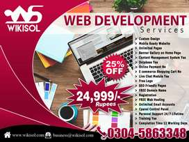 Web Design Development - SEO Services - Apps Development
