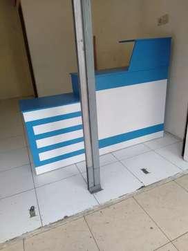 Meja untuk laundry 150x40x80