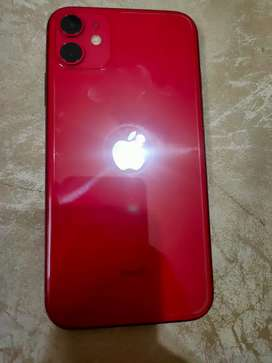 iPhone 11 128gb  special edition red