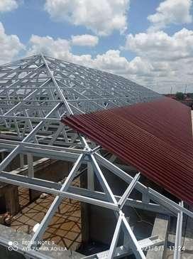 Aplikator rangka atap baja ringan