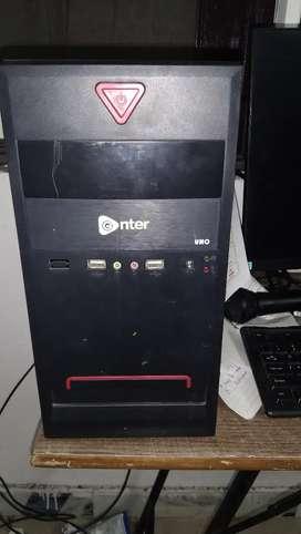 Computer cpu zebronics