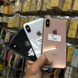 Iphone xs 256Gb semua fungsi normal