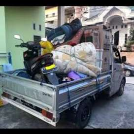 Sewa mobil bak rental mobil pickup bak jasa pindahan antar barang