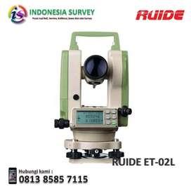 Jual / sewa Digital Theodolite Ruide ET-02
