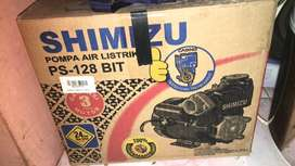 Di jual pompa air listrik Shimizu Ps-128 Bit