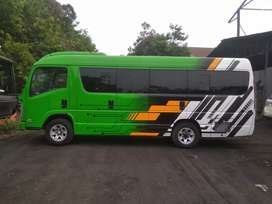 Isuzu Elf Giga Luxury NLR 55 BLX