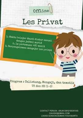 Les privat mandiri