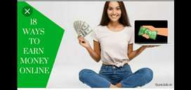 Earn unlimited  income from home
