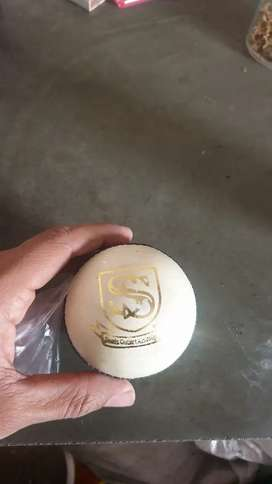 Leather balls 450 rs per box of 6 balls