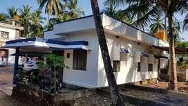 8 Cents Land with Home near Adi udupi