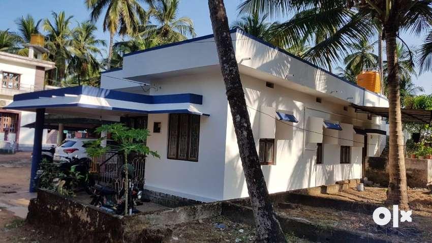 8 Cents Land with Home near Adi udupi 0