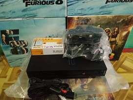 Ps2, PlayStation2 matrix hardisk + bisa kaset