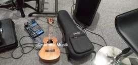 Tas ukulele tebal Dan kuat buat ukuran ukulele Concert