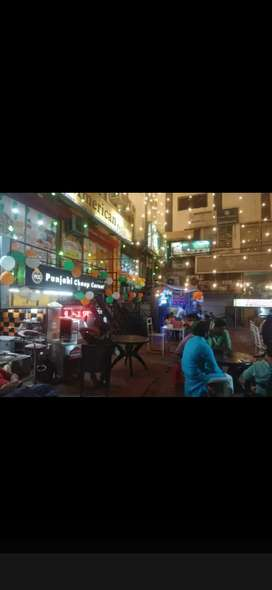 Fast Food Franchise Punjabi Chaap Corner For Sale
