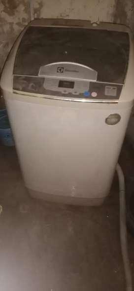 Elactrolux washing machine