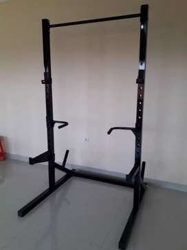 Alat Fitness Squat stand plus Smith Maqnus