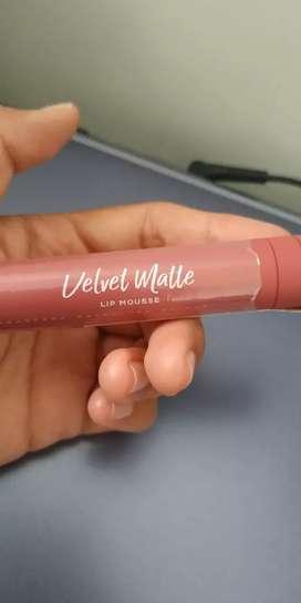 Wardah colorfit velvet lip mousse