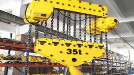 Electric chain hoist and and all type of cranes importer
