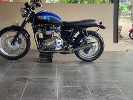 Triumph bonneville t100 2016 full modif