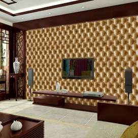 Office  Wallpapers design  home  rooms designs ceiling ,pvc panel,
