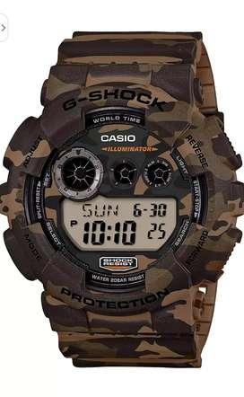 G-shock watch MRP₹6995 (original)