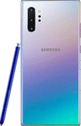 Samsung brand new note 10 plus