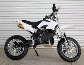 Pocket Dirt bikes 50cc for kids