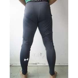 BARU!! Celana Panjang Baselayer Manset UA Jogging Running Futsal Gym -
