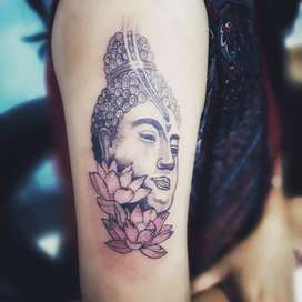 Empire ink Tatoo service at home
