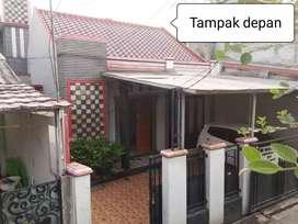 Dijual rumah kampung serasa rumah komplek