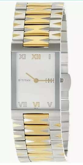 Titan Edge Watch