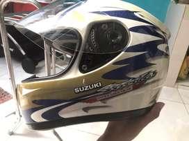 Helm Satria F Build Up 2005