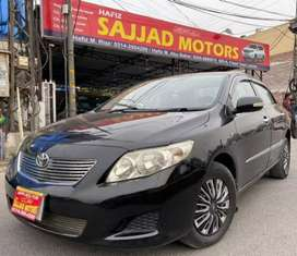 Toyota Corolla XLi To Gli Model 2010 Lahore Registered