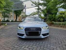 Audi A4 TFSI Silver On Black 2013/2014 Record ATPM / Full Original