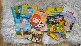 Preloved buku anak campur campur