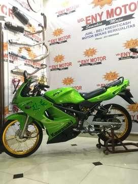 Kawasaki ninja rr old tahun 2012