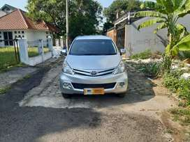 Toyota all new avanza G matic 1.3 2014 silver cash/credit