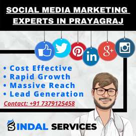 Top Instagram marketing service in Prayagraj | contact now