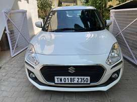 Maruti Suzuki Swift DDiS ZDI Plus, 2018, Diesel