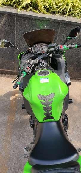 11 months 6600 km driven Kawasaki Ninja 650 for sale