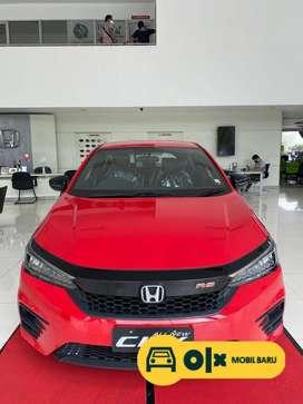 [Mobil Baru] HONDA CITY HATCHBACK RS PAJAK 0% MURAH