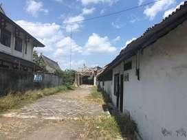 Gudang Jln Imogiri Barat km 4 LT 1500 m2 LB 900 m2 Harga 75 jt