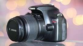 Ready Camera Canon 1100D Versi Rebel T3 kit bonus tas dan memori
