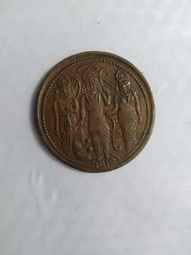 1818 coin Original