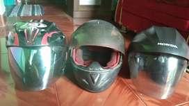 3 Helm SNI apa adanya