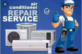 All types of ac installation and service