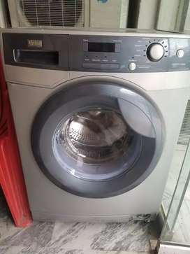 Haier fully Automatic washing machine front load